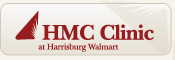 HMC Clinic at Harrisburg Walmart